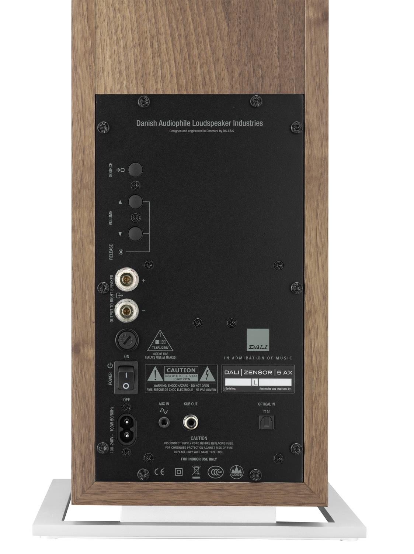 DALI Zensor 5 AX terminals